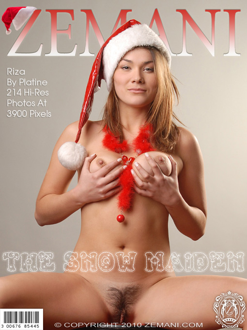 The snow maiden