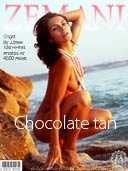 Chocolate tan