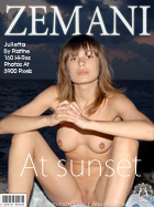 """""""At sunset"""" gallery added to Zemani.com"""