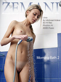 Morning Bath 2